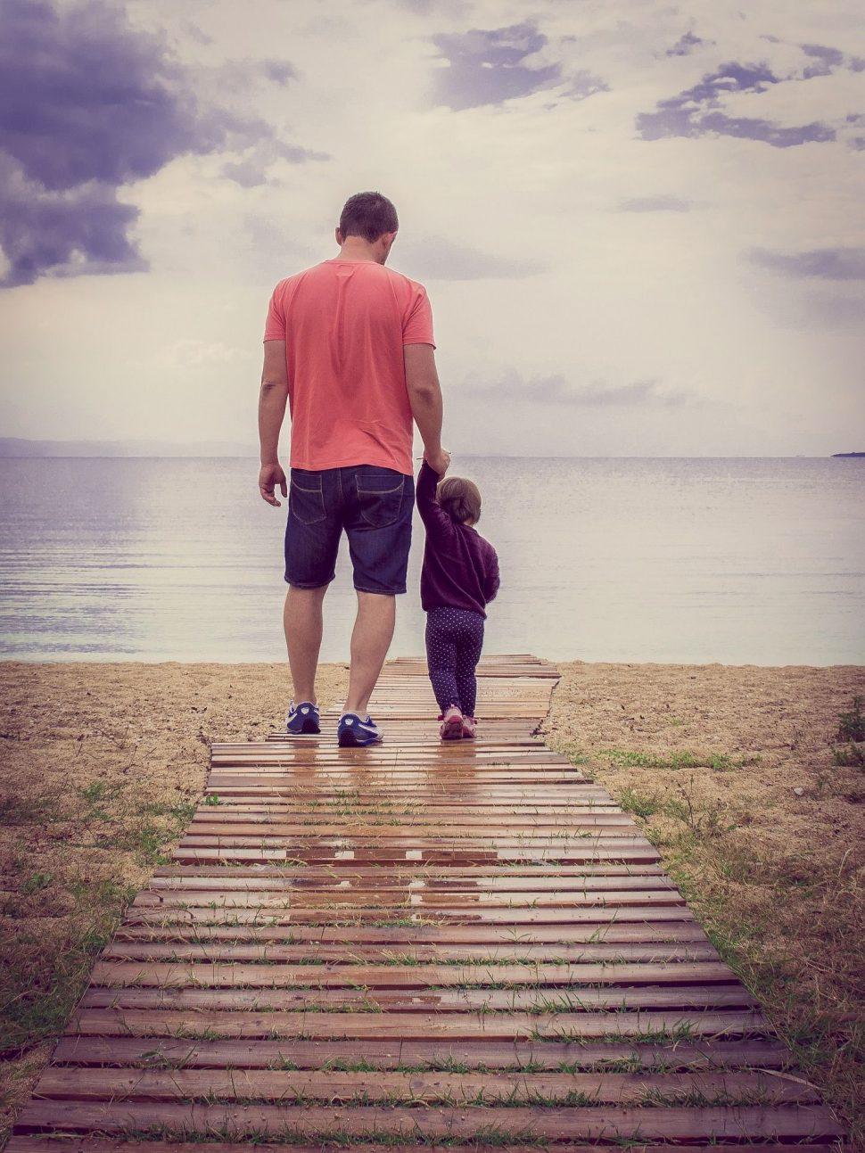vztah otec a syn